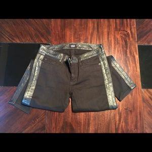 Black Hudson Denim Jeans
